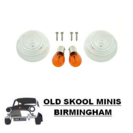 CLASSIC MINI INTERIOR LAMP LENS EARLY 17H9971 PRE 74 AUSTIN MORRIS COOPER S AC15